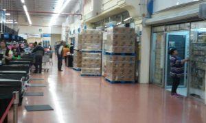 comercios cerrados en SLP por Amenaza de Saqueo
